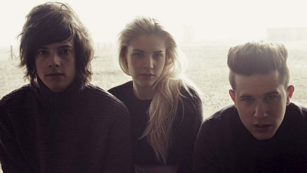 <i>Devil Inside</i>: London Grammar is already the darling of Australia's youth, now they look to broaden appeal.