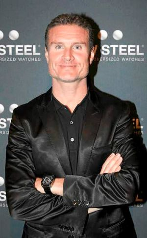 Former formula one driver David Coulthard has admitted to suffering from bulimia.