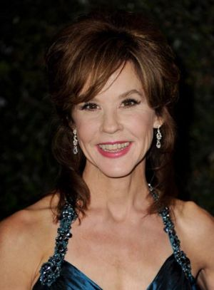 Actress Linda Blair.
