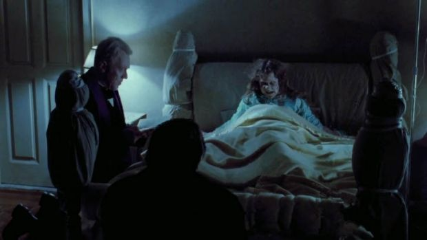 1973 film <i>The Exorcist</i>.