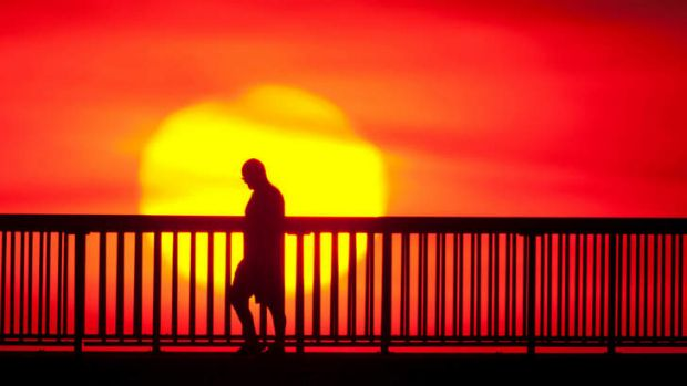 Much of NSW, SA and Victoria will see a string of 40-plus degree days this week.
