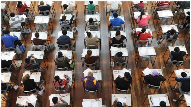 At the end of the day the HSC 'is just a number', says Lily Peschardt.