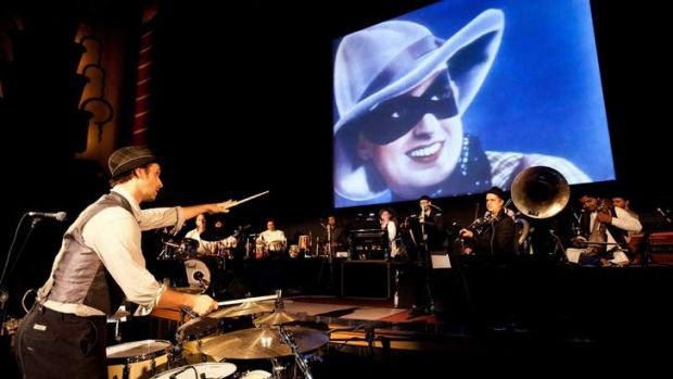Ben Walsh will conduct his Western and Indian orchestra and play drums for the <i>Fearless Nadia</i> film.
