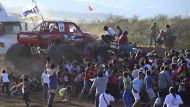 Deadly monster truck accident in Mexico (Video Thumbnail)