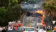 VicRoads probes grounded fleet of fuel tankers (Video Thumbnail)