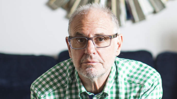 Dr Philip Nitschke, doctor, humanist, author and founder and director of the pro-euthanasia group Exit International.
