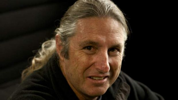 Tim Winton's new novel, <em>Eyrie</em>, is out in October 2013.