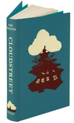 Folio Society edition of <em>Cloudstreet</em> by Tim Winton.