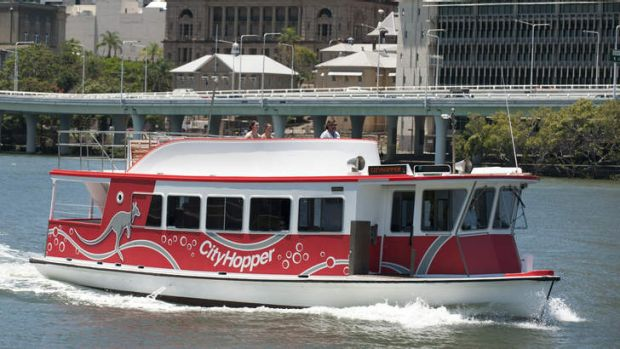 A bid by residents to have a free City Hopper service between Bulimba and Teneriffe has been rejected.