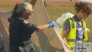 Man attacked by shark of WA coast (Video Thumbnail)
