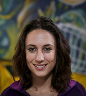 Sydney woman Alex Harris is one of the detainees.