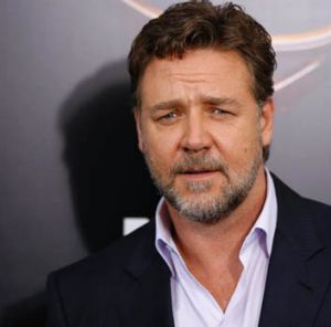 Actor Russell Crowe.