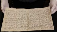 Historian's wowed by new Ned Kelly letters (Video Thumbnail)