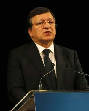 """Together we can respond in a more adequate way"": Jose Manuel Barroso."
