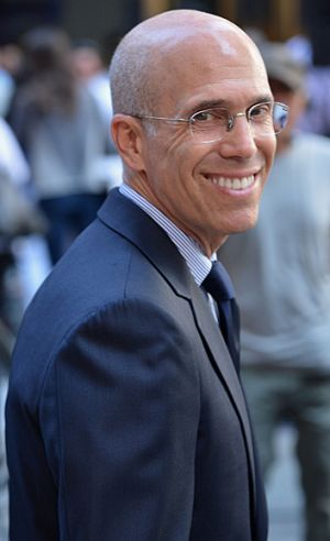 DreamWorks CEO Jeffrey Katzenberg.