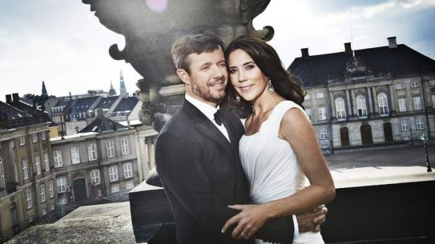 """We both like Led Zeppelin. You can never get tired of them"" … Crown Prince and Princess of Denmark, Frederik and Mary."