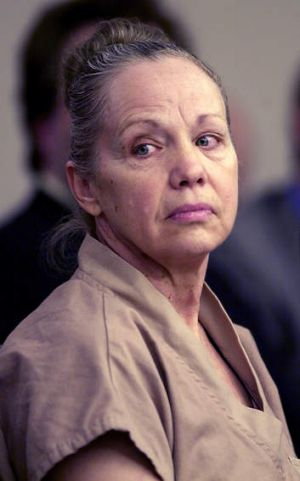 In the dock … Wanda Barzee at her court appearance in 2005.