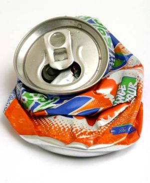 Recycling: Coca-Cola caught in row.