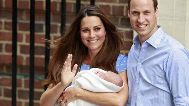 Prince William and the Duchess of Cambridge have chosen the Chapel Royal at St James's Palace for the christening of ...