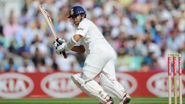 Sustained success: Tendulkar scored 51 Test centuries.