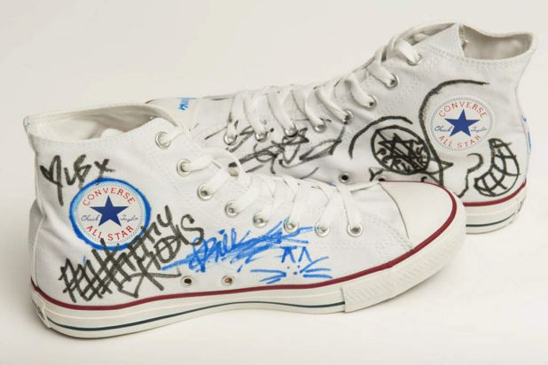 Red Hot Chili Peppers Custom Shoes