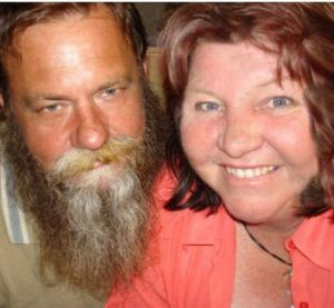 """We just said 'We are both dead. We know we are dead'"": Crash victims Norbert and Bev Fricke."