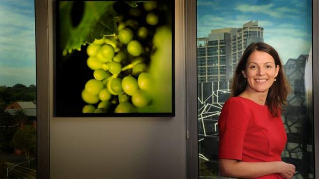 Bright future: Lindeman's boss Michelle Terry is confident the campaign will not backfire.