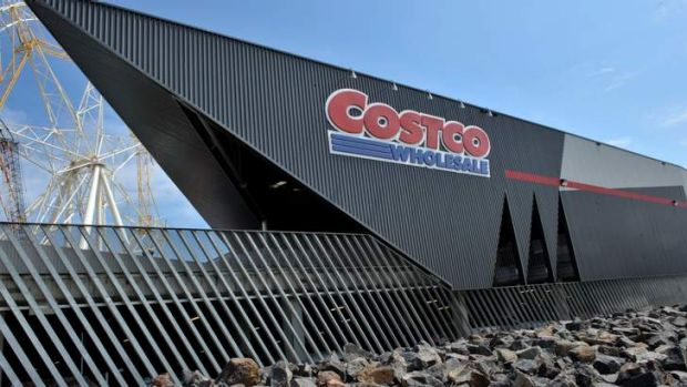Shopping trips: Many members view Costco's Docklands store as a 'destination'.