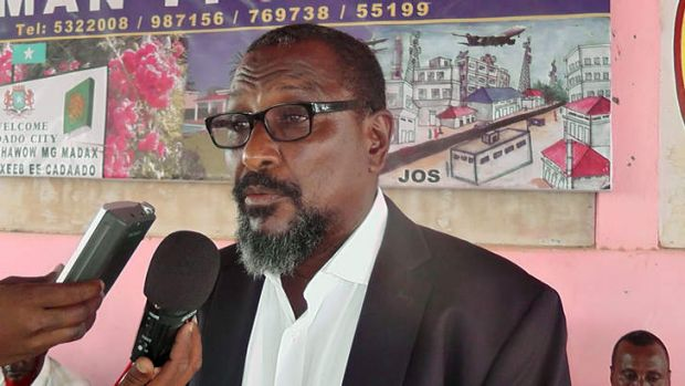 Mohamed Abdi Hassan, known as Afweyne.
