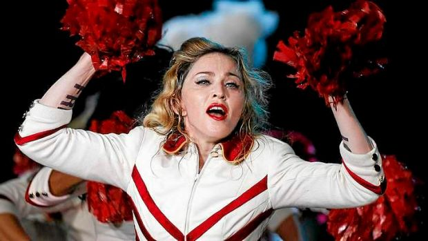 Unlucky star: Madonna has been asked to apologise to movie fans.