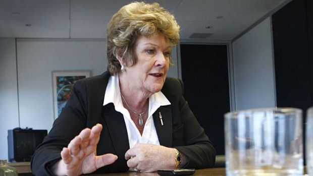 """The restriction at St George has got absolutely nothing to do with budget"": Jillian Skinner."