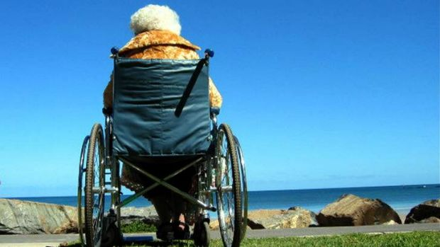 Report shows that 52 per cent of aged care residents had symptoms of depression.
