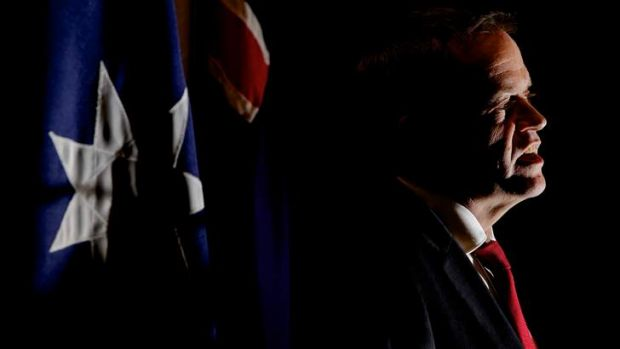 """""""Bill Shorten's approach as the newly elected Labor leader might work. But it is a risk."""""""