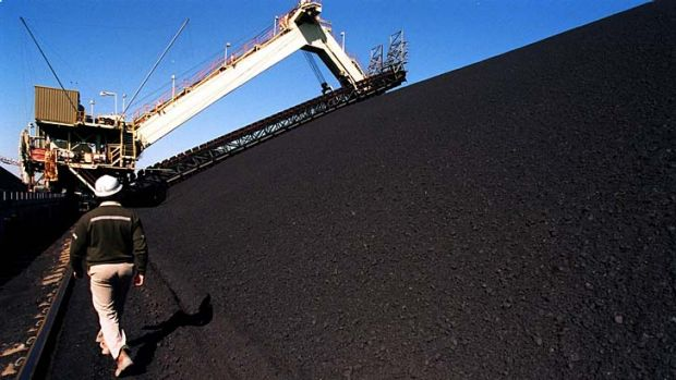 The 'stigmatisation' of coal companies could leave them with significant problems down the track.