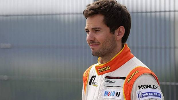 Race car driver Sean Edwards was killed in a crash at Queensland Motorway.