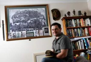 Military history buff Dennis Frank is raising money to send a team of researchers to northern France, to find WWI ...