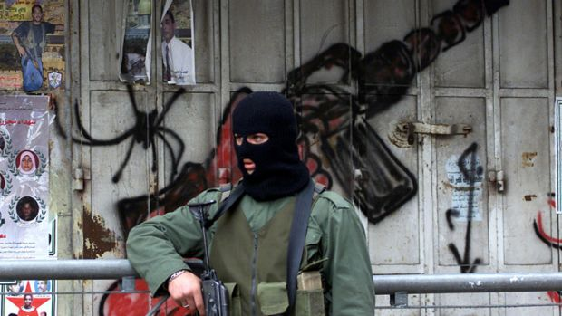 Palestinian gunmen have been driven to militancy by perceived injustices.