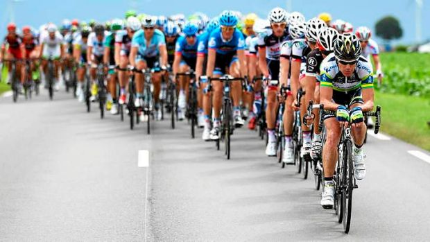 The way forward: Cycling Australia may follow the lead of other sports and select an outsider as its new figurehead.