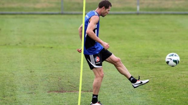 Brett Emerton is likely to start on the bench this round.