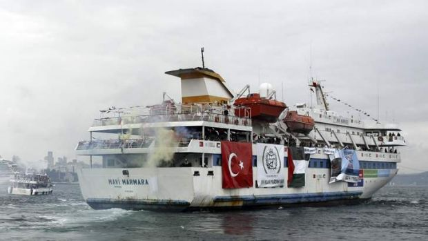 Relations deteriorated in May 2010 when Israeli commandos boarded protest ships seeking to break the Israeli naval ...