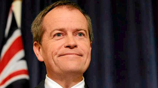 """Young talent time: Bill Shorten's shadow ministry features more """"Gen X"""" members than ever before."""