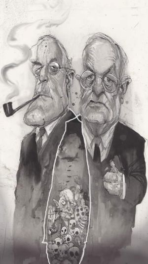 <i>Illustration: David Rowe</i>.