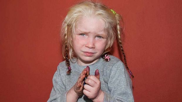 Authorities have identified a Bulgarian Roma couple as the parents of the girl named Maria, who was found living with a ...