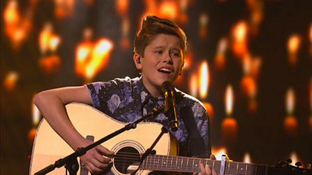 <i>X Factor</i> final four ... Jai Waetford, 14, just doesn't appear to be top two material, but that doesn't mean that ...