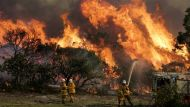 Climate change could lead to more bushfires (Video Thumbnail)