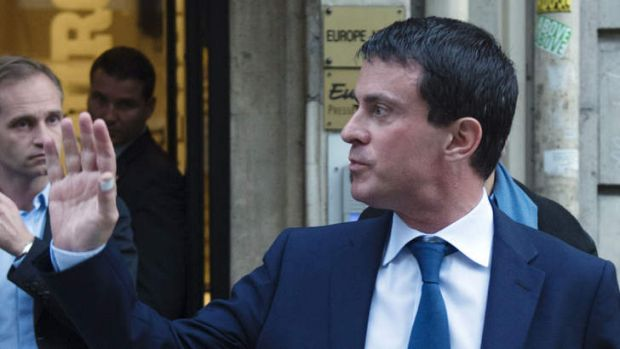 French Interior Minister Manuel Valls has demanded an explantion from the US.