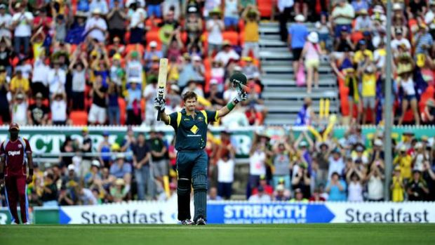 Organisers are confident fans will flock to Manuka Oval for the cricket World Cup.