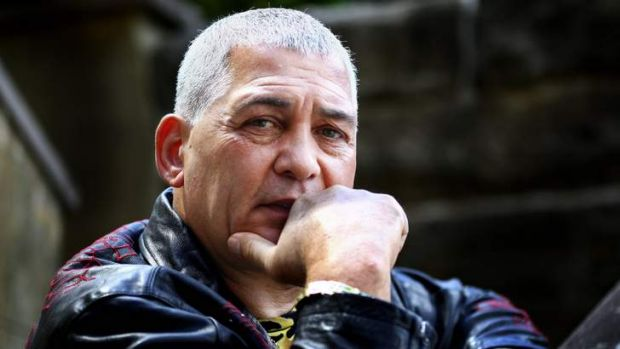 "Mick Gatto: ""Things are tough for the construction industry."""