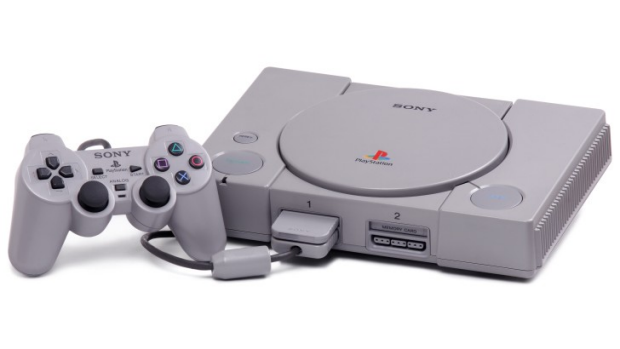 The console that started it all for Sony's presence in video gaming, the original PlayStation.