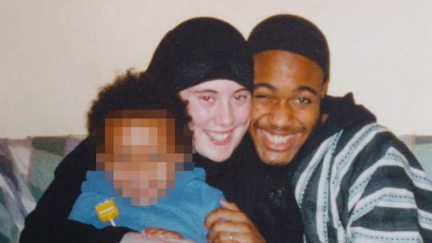 British terror suspect Samantha Lewthwaite with her husband Abdullah Shaheed Jamal (Jermaine Lindsay), the Kings Cross ...